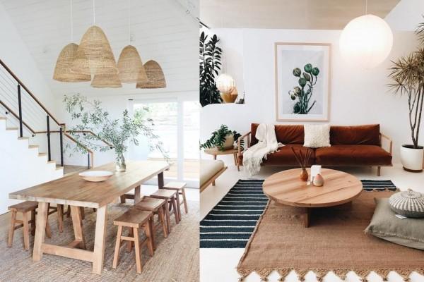 Inspirasi Desain Interior Kayu